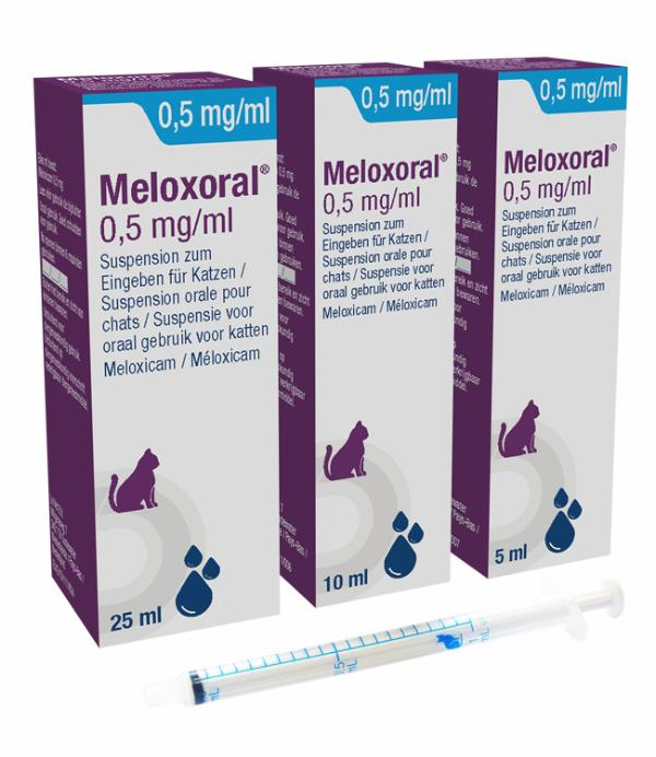 Meloxoral 0,5 mg/ml