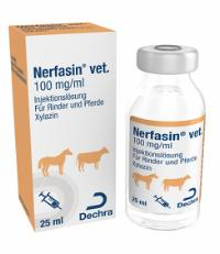 Nerfasin vet. 100 mg/ml